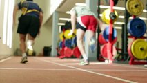 Life at the University of Cambridge Sports Centre