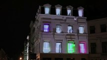 Nespresso Boutique in Brussels - 3D Opening Event