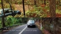 Glamping in Sydney, Australia - Mazda BT-50