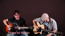 Foo Fighters - Everlong - Acoustic Cover by Thomas Ian Nicholas w Marty Schwartz