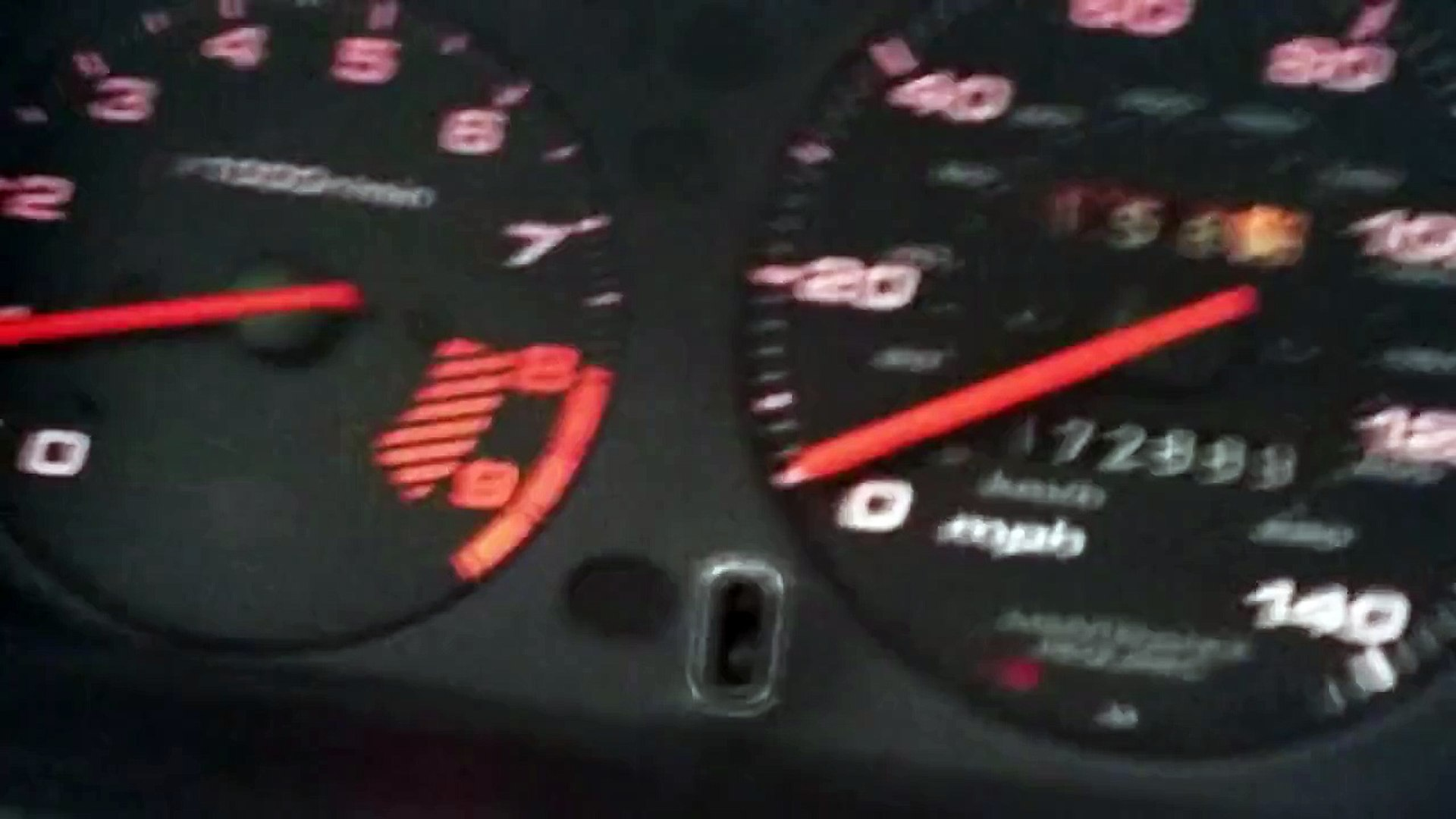 Stock 2000 civic si em1 launch - video dailymotion