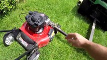 Mow your lawn in 1_2 the time with 94 inches of cut