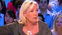 Faux tracts Marine le Pen contre la démocratie