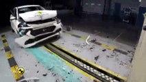 La Hyundai i20 obtient quatre étoiles aux crash-tests Euro NCAP