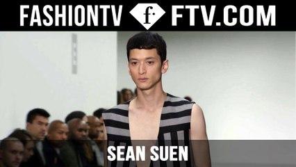 Sean Suen Spring/Summer 2016 | London  Collections: Men | FashionTV