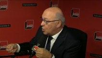 """M. Sapin : """"La dette de la Grèce est une dette vis-à-vis des autres contribuables d' Europe"""""""