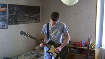 Bring Me The Horizon - Sleepwalking [Guitar Cover]