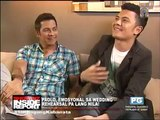 Paolo Valenciano surprised by performance of Isabella in