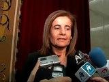 Declaraciones de Fátima Báñez tras su reunión con los jóvenes empresarios