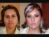 Thalia Cervantes MAKE UP & LOOK DESIGN - Cambios de Imagen (antes y despues) Maquillaje profesional