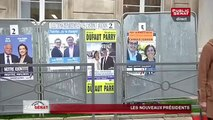 Départements : Les nouveaux présidents après le 3ème tour