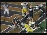 Michigan vs. Illinois 2000 Highlights