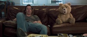 "TED 2 - Movie Clip ""Watching Tv while being HIGH"" [HD] (Seth MacFarlane, Mark Wahlberg, Amanda Seyfried)"