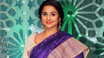 Vidya Balan to play Indira Gandhi in biopic