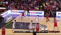 Olympiacos vs Real Madrid 100-88 Euroleague 2013 Final