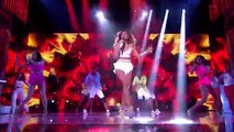 Watch Alesha Dixon perform her new single Semi Final 4 Britains Got Talent 2015