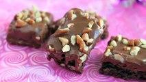 How to Make Fudge Brownies - Easy Brownies Recipe