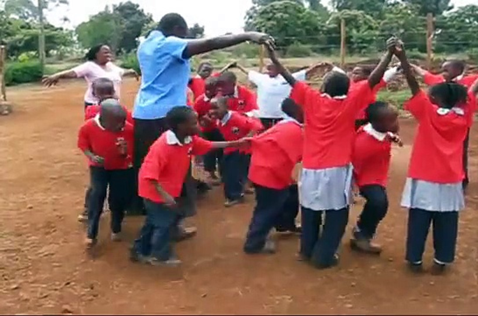 Physical Education and Fun for Tenderfeet Kids
