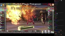 Twitch Plays Pokémon Battle Revolution - Match #17200