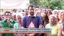 #Salvini:Ascoltate bene, aveva ragione ORIANA FALLACI… Io questo signore non lo vorrei come vicino di casa nemmeno