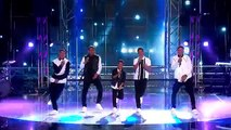 Will Great Britain love The Sakyi Five Semi Final 3 Britains Got Talent 2015
