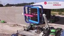 Test d'une nouvelle attraction de dingue  TOURBILLON - Sensations fortes garanties