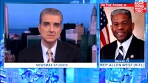 Allen West: Is Obama With Us Or Islamic Terrorists?