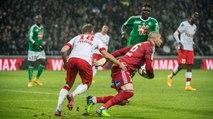 HIGHLIGHTS : AS Saint-Etienne 1-1 AS Monaco