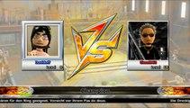 Fire Pro Wrestling (xbox arcade) - Gameplay [Deutsch]...Dave spielt an.