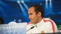 POINT PRESSE : Benfica Lisbonne - AS Monaco