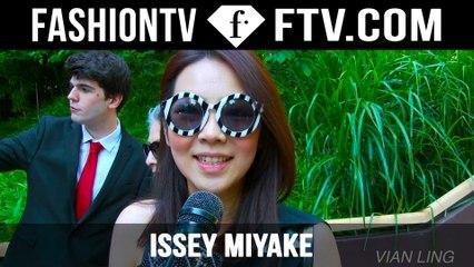 Issey Miyake Arrivals Spring/Summer 2015 | Paris Men's Fashion Week | FashionTV