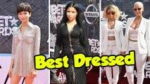 BET Awards 2015: BEST Dressed At Red Carpet | Nicki Minaj, Chris Brown, Tori Kelly