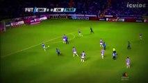 Increible Jugada de ronaldinho   Queretaro vs Jaguares De Chiapas 1 0 Liga MX 08 05 2015 HD