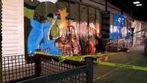 Balcones Burner Bash - Graffiti Time Lapse
