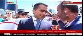 Luigi Di Maio (M5S): SkyTg24 #DeLucaVattene - MoVimento 5 Stelle