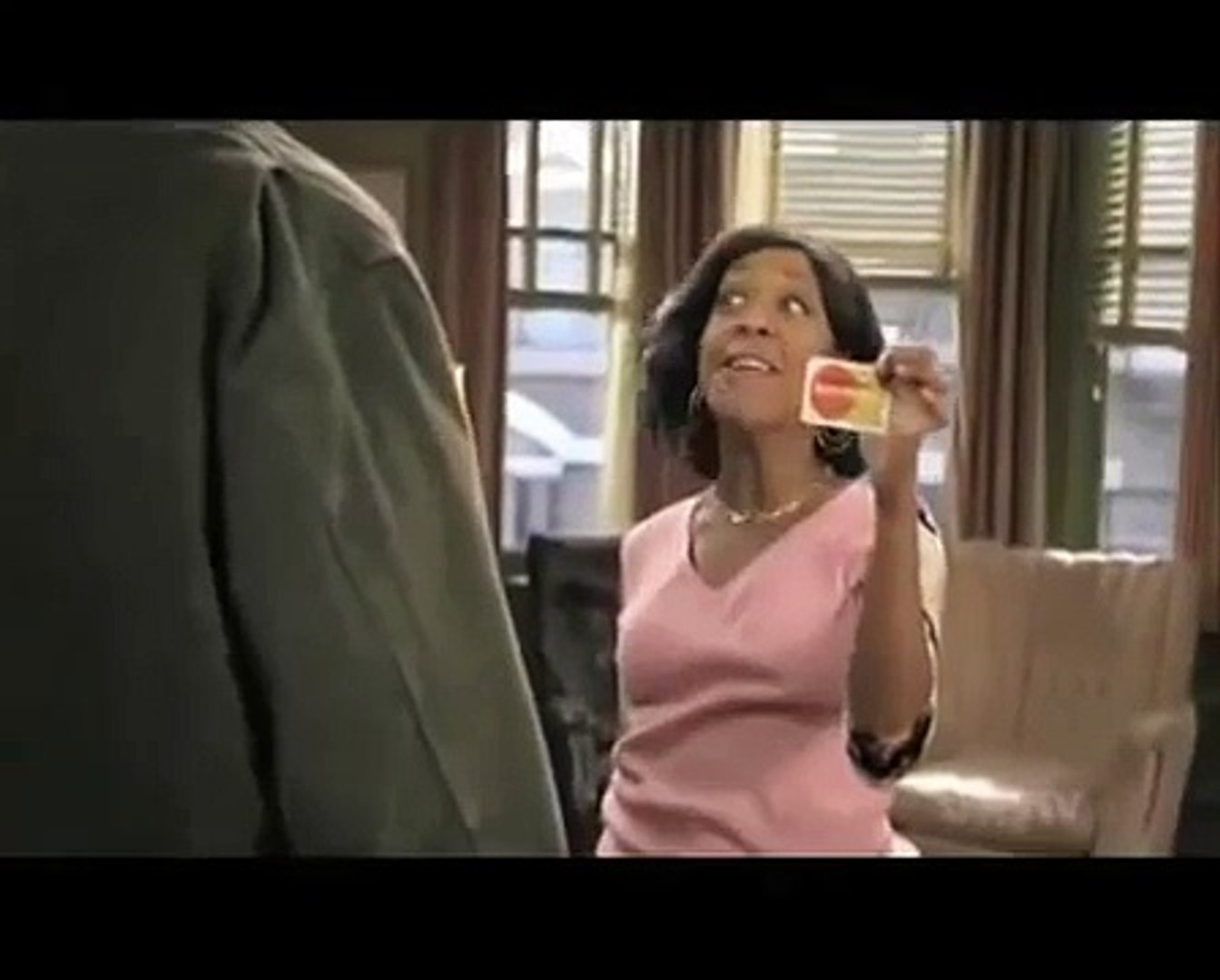 Everybody Hates Chris / Chain Snatching - Credit Card
