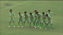 いちおしスポーツ ガイナーレ FC琉球と対戦