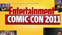 2011.07.24 Joseph Morgan interview @ Comic Con (2)