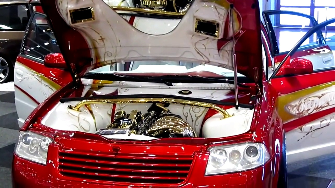CUSTOM CARS – TUNING CARS – TUNER CARS – SHOW CARS  2012 GERMANY
