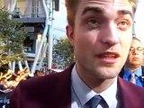Robert Pattinson at Eclipse premiere