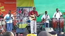 Oliver Mtukudzi live @ Blankets and Wine Music Festival