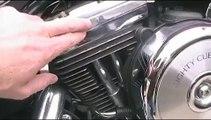 How to Adjust The Valves On A Harley-Davidson Evolution Motorcycle Engine