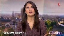 JT 20h00, France 2 - Salma Hayek, si elle n'avait pas été sexy, elle n'aurait pas marché à Hollywood