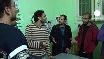 خالد تليمة احد المرشحين للانتخابات التشريعية المصرية
