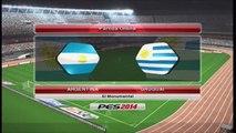 Pro Evolution Soccer 2014 (PES 2014) Modo Online - Competição #2