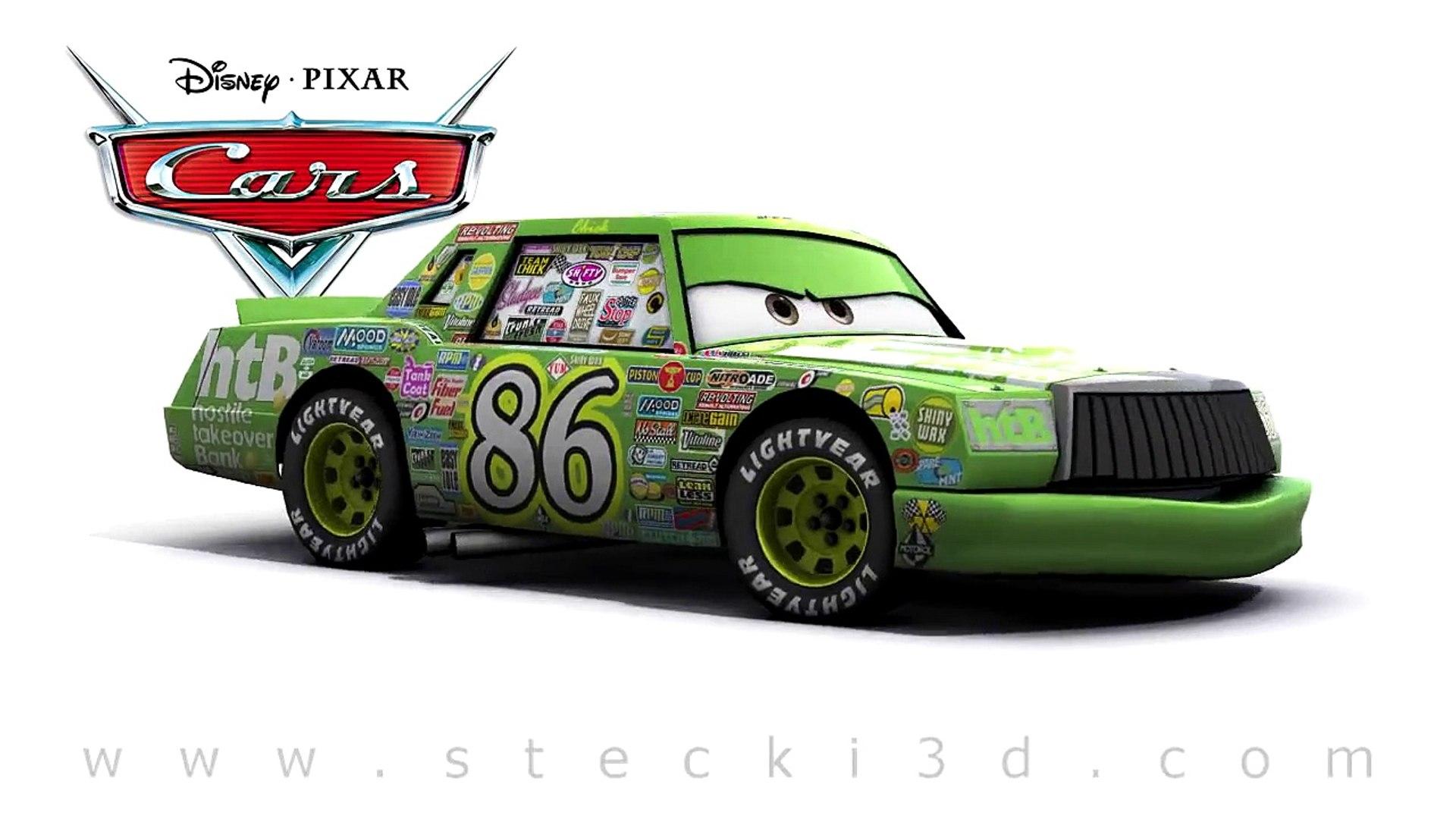 Disney Pixar Cars Character Models Video Dailymotion