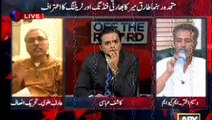 Off The Record With Kashif Abbasi Part 2 ARY 29 June 2015