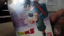 DBZ Bardock Father of Goku Magnetic Model Figure Ban Dai 2006  Japan