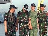 Panglima TNI Tinjau Latihan Satgultor TNI di Batam