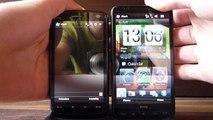 HTC HD2 vs HTC Touch HD (Recenzja [PL])